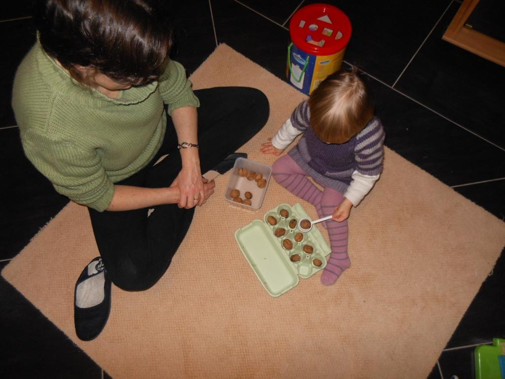 activit montessori initiation aux math matiques bout de chou en veil. Black Bedroom Furniture Sets. Home Design Ideas